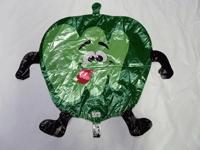 野菜バルーン(風船)グリーンペッパー/ピーマン