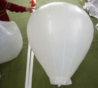 熱気球型エバールバルーン